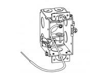 Orbit GMB-1-MC-OW 1-G GANGABLE OLD-WRK MC BOX 2-3/4^ DEEP