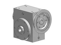 HubCity 0270-06984 SSW265 100/1 B WR 56C 1.438 SS Worm Gear Drive