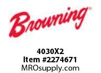 Browning 4030X2 TAPER BORE BUSHINGS-900