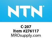 NTN C-207 CAST COVERS