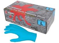 MCR 6015XXL NitriShield 4 Mil Industrial/Food Service Grade Powder Free Textured