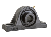 NTN UELP-1.7/16 MOUNTED UNIT(CAST IRON)