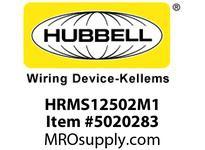 HBL_WDK HRMS12502M1 MINQCK FEM STR RCPT MET 12P 16/122