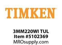 TIMKEN 3MM220WI TUL Ball P4S Super Precision