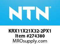 NTN KRX11X21X32-2PX1 MACHINED RINGNRB(CAM FOLLOWER)