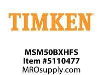 TIMKEN MSM50BXHFS Split CRB Housed Unit Assembly
