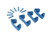 REMCO 10193 Vikan Wall Bracket Replacement Clips for Wall Bracket-