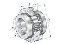 INA ZARF2068TN Ball screw support bearing