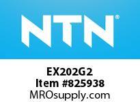 NTN EX202G2 Insert bearing