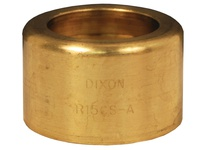 "DIXON R75BS 3/4"" SERRATED FERRULE FOR 520 CPLG"