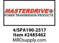 MasterDrive 4/SPA190-2517