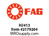 FAG HJ413 CYLINDRICAL ROLLER ACCESSORIES