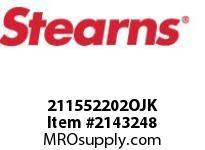 STEARNS 211552202OJK CRP-55P 8019119