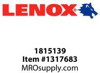 Lenox 1815139 KITS HS UCMPCT ELECTRICAL 8PC