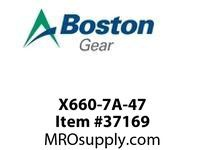 BOSTON 28531 X660-7A-47 INPUT PINION -813
