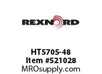 REXNORD HT5705-48 HT5705-48 142919