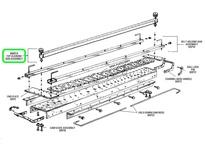 Flexco 41024 BR-560 ALIGNING BAR