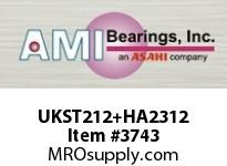 AMI UKST212+HA2312 2-1/16 NORMAL WIDE ADAPTER WIDE SLO