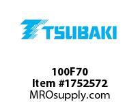 US Tsubaki 100F70 100F70 QD SPKT HT