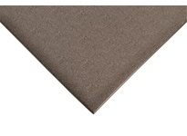 NoTrax 415S0034BL 415 Pebble Step Sof-Tred w/ Dyna-Shield 3X4 Black The non-directional pebble embossed top surface is easy to clean and provides excellent traction. The NoTrax exclusive Dyna-Shield PVC sponge is manufactured with a tough p