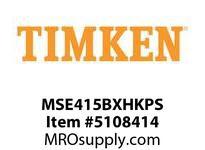 TIMKEN MSE415BXHKPS Split CRB Housed Unit Assembly