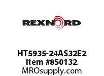REXNORD HT5935-24AS32E2 HT5935-24 2AS-T32P