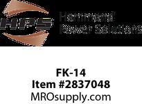 HPS FK-14 FUSE KIT 2REJ PRI 1MIDGET SEC Machine Tool Encapsulated Control Transformers