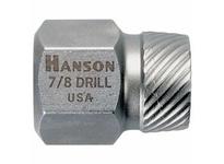 "IRWIN 53225 7/8"" Hex Head Multi-Spline Extract"