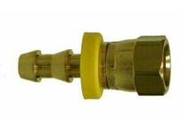 MRO 30251 1/4 X 5/16 POHB X F FLARE SWVL