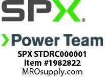 SPX STDRC000001 Ext Retaining Ring M2400 45mm