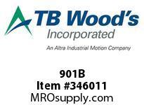 TBWOODS 901B 9.0X1B-SDS CONV SHEAVE