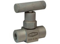 "DIXON FFC101 1/8"" STEEL MINI NEEDLE VALVE FXF"