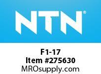 NTN F1-17 BRG PARTS(PLUMMER BLOCKS)