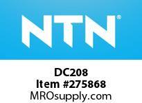 NTN DC208 DISC HARROW