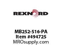 MB252-516-PA BRG& S.S. NB252-516-PA 5800226