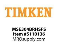TIMKEN MSE304BRHSFS Split CRB Housed Unit Assembly