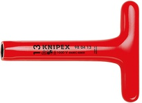 Kniplex 98 05 19 12 T-SOCKET WRENCH-1000V INSULATED 19