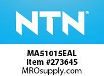 NTN MA51015EAL CYLINDRICAL ROLLER BRG