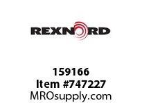 REXNORD 159166 10292 WBS LKNUT SR52 700
