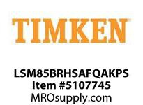 TIMKEN LSM85BRHSAFQAKPS Split CRB Housed Unit Assembly