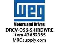 WEG DRCV-O56-S-HRDWRE MOUNTING HARDWARE FOR DRCV-O56 Motores