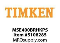 TIMKEN MSE400BRHKPS Split CRB Housed Unit Assembly
