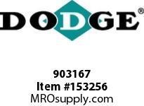 DODGE 903167 MTA3203H59T 180TC TORQUEARM RED