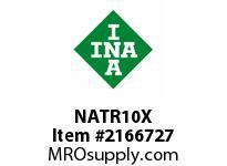 INA NATR10X Yoke type track roller