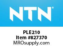 NTN PLE210 Bearing Units - Cast Housing