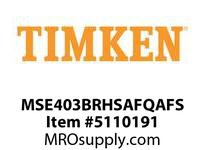 TIMKEN MSE403BRHSAFQAFS Split CRB Housed Unit Assembly