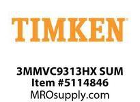 TIMKEN 3MMVC9313HX SUM Ball High Speed Super Precision