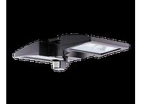 RAB CLED2X26MS/BL LED CEILING 2 X 26W COOL + MINI SENSOR BILEVEL BRONZE