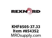 REXNORD KHF8505-37.33 KHF8505-37.33 KHF8505 37.33 INCH WIDE RUBBERTOP M