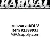 Harwal 20024020ADLV 200 x 240 x 20ADL FPM
